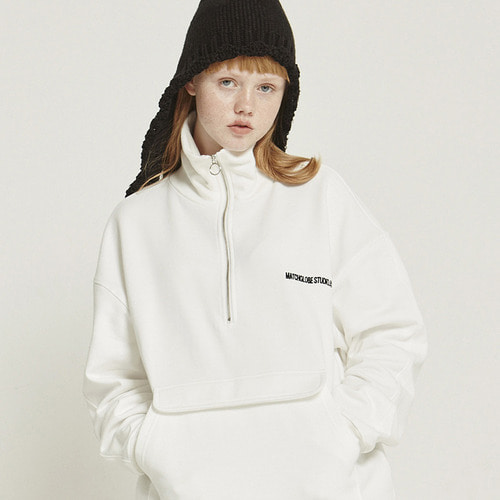 MG8F ANORAK MTM (WHITE)