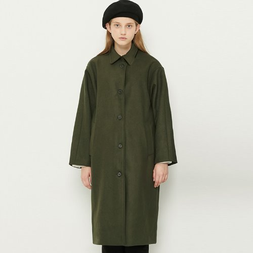MG8F OVERSIZE COAT (KHAKI)
