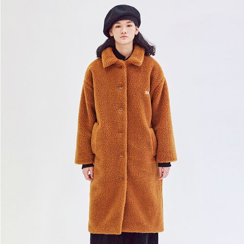 MG8F DUMBLE LONG COAT (CAMEL)