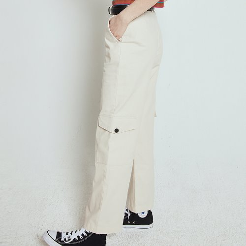 MG9S CARGO PANTS (IVORY)