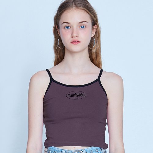 MG9S MATCH SLEEVELESS (PURPLE)