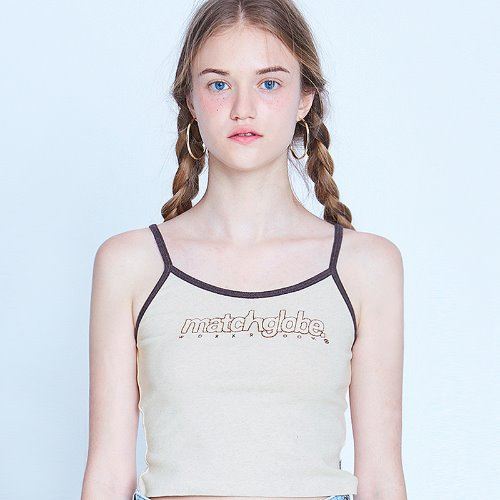 MG9S OUTLINE SLEEVELESS (OATMEAL)