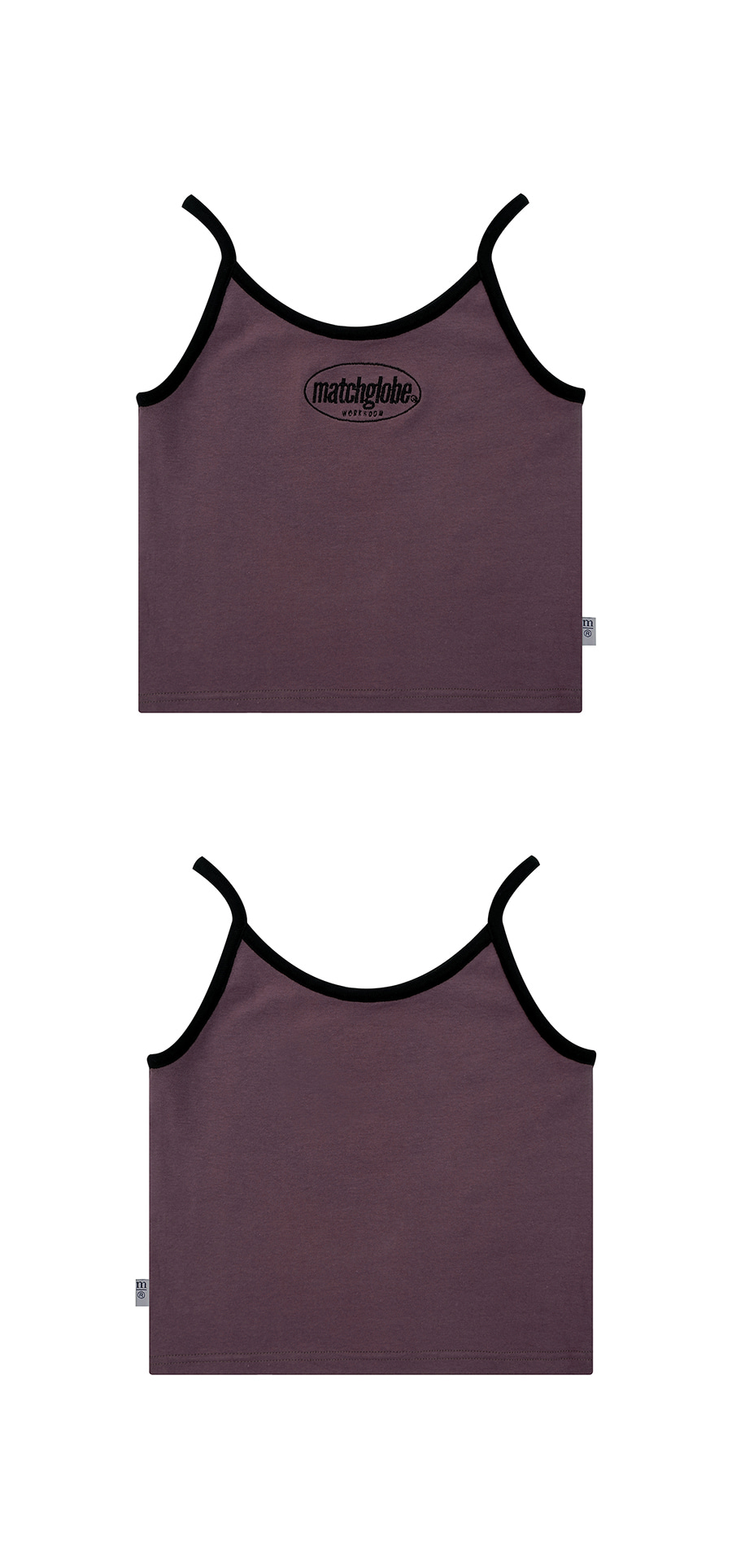 매치글로브(MATCHGLOBE) MG9S MATCH SLEEVELESS (PURPLE)